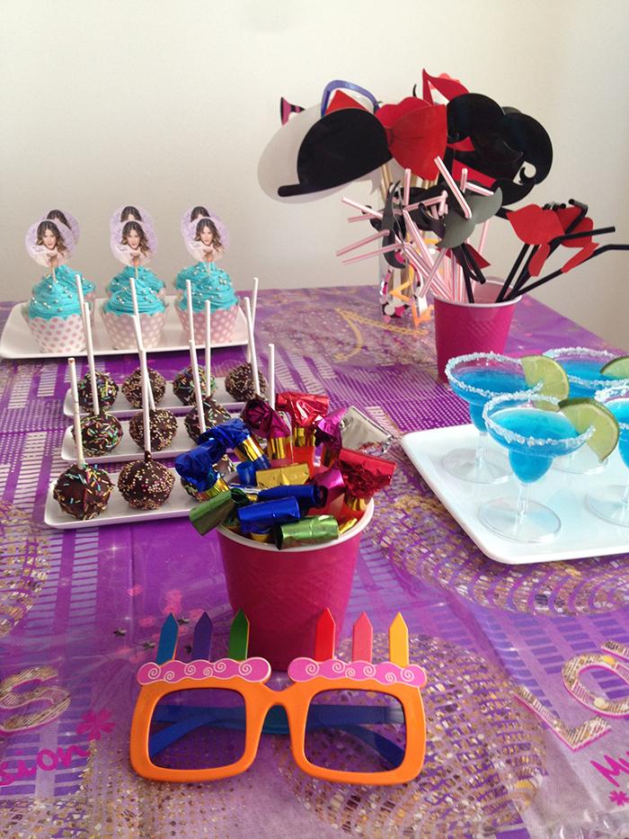 rekviziti za dječji rođendan Violetta tematski rođendan rekviziti za dječji rođendan
