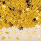 Konfeti zlatne zvjezdice 14 g