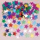 Konfeti šarene zvjezdice 14 g