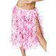 Hawaiian hula suknja roza