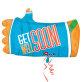 Folijski balon Get Well XL