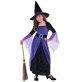 Kostim vještica 8-10g