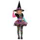 Kostim za djevojčice Slatka vještica 3-4 g