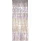 Disco zavjesa bijela presijavajuća 91x244 cm