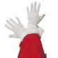 Bijele kratke rukavice