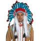 Indijanska perjanica plava