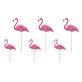 Ukrasne čačkalice Flamingo 6/1