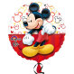 Folijski balon Mickey Mouse 43 cm