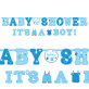 Natpisi za Baby Shower Boy 2/1