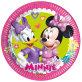 Papirnati tanjuri Disney Minnie 20 cm 8/1