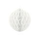 Honeycomb dekoracija bijela 30 cm