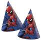 Rođendanske kapice Spiderman Team Up 6/1