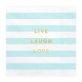 Salvete Live Laugh Love 33x33cm 20/1