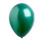 Lateks balon metalik Forest Green 28cm