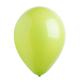 Lateks balon kivi zeleni 28 cm