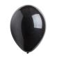 Lateks balon crni 28 cm