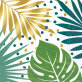 Salvete Tropical 33x33cm 16/1