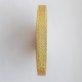Glitter vrpca zlatna 10 mm