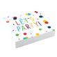 Salvete Confetti Birthday 25x25cm 20/1