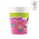 Papirnate čaše Disney Minnie 200 ml 8/1
