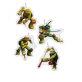 Rođendanske svjećice Ninja Turtles 4/1