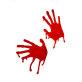 Gel naljepnice krvavi otisci