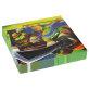 Salvete Ninja Turtles 33x33 cm 20/1