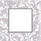 Papirnati tanjuri Silver Elegant 26 cm 8/1