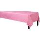 Plastični stolnjak roza 137x274 cm