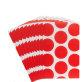 Papirnate vrećice za slatkiše crvene točkice 10/1