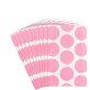 Papirnate vrećice za slatkiše roza točkice 10/1
