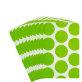Papirnate vrećice za slatkiše zelene točkice 10/1