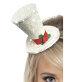 Božićni šeširić sa šljokicama