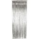 Disco srebrna zavjesa 91x244 cm