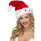 Svjetleća kapa Djeda Mraza Deluxe
