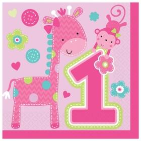 sretan 1 rođendan Fun to be One Girl   Rođendan   Prvi rođendan sretan 1 rođendan