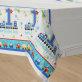 Plastični stolnjak za 1.rođendan Birthday Boy 137x259 cm