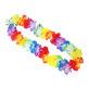 Havajska ogrlica šarena