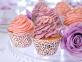 Čipkane košarice za cupcake i muffine