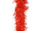 Pernata boa crvena 180 cm
