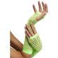 Mrežaste rukavice neon zelene