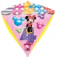 Balon dijamant Minnie broj 4