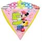 Balon dijamant Minnie broj 5