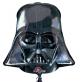 Folijski balon Darth Vader XL 63x63 cm