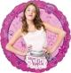 Folijski balon Violetta