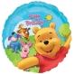 Folijski balon Happy Birthday Winnie the Pooh