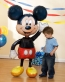 Folijski balon Mickey Mouse AirWalkers
