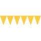 Zastavice žute 4.5 m
