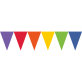 Zastavice Rainbow 4.5 m