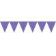 Zastavice ljubičaste 4.5 m